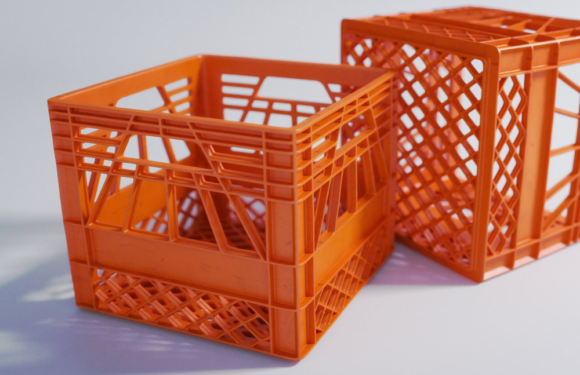The Benefits Of Plastic Crates Compared To Wooden Crates