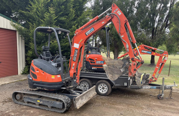 The Benefits of Renting an Excavator Compared to Ownership